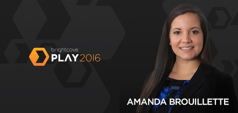 Meet The Speaker: Amanda Brouillette