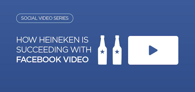 하이네켄의 페이스북 비디오 활용 사례 - 지하철 교향곡