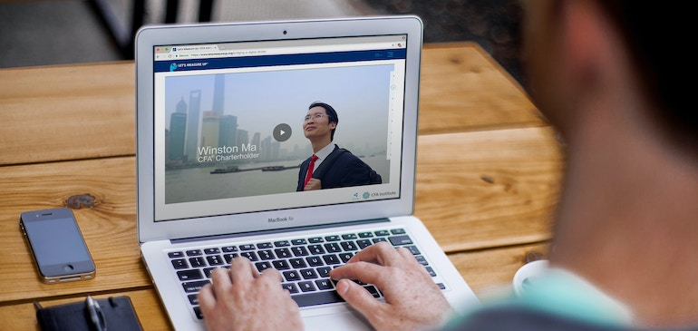 CFA Institute Scores Record-High Engagement and 53K Views Using Video Analytics