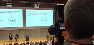 ad:tech New Zealand 2014:TVNZ の Kevin Kenrick CEO とのトークセッション