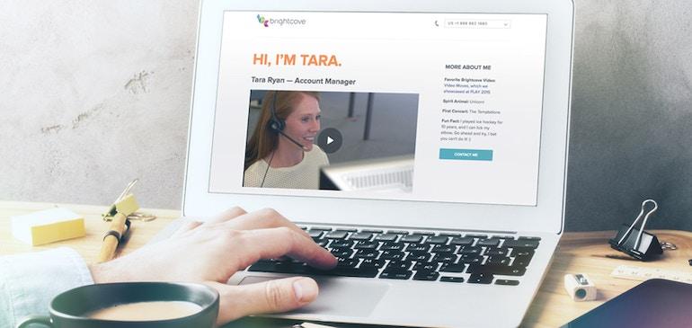 La vidéo pour conserver ses clients : création d'une campagne largement réussie, génératrice de ventes incitatives.