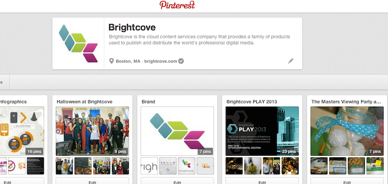 Where It's at for B2B Marketers: Pinterest