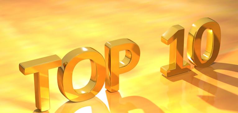 2014년 인기 블로그 포스트 Top 10