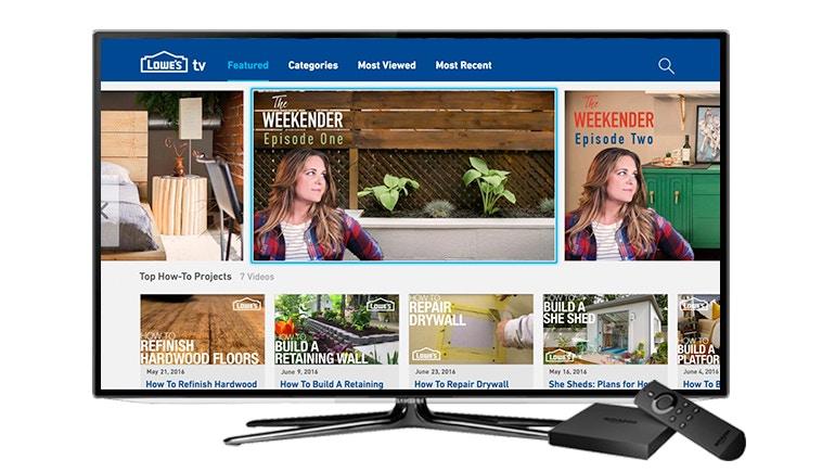 글로벌 주택용품 유통업체 Lowe's는 에피소드 식 콘텐츠로 디지털 소비자의 관심을 완전히 사로잡고 있습니다. Lowe's에서 에피소드의 첫 시즌을 공개했을 때 시청자들은 1200만 분 더 오래 머물렀습니다.