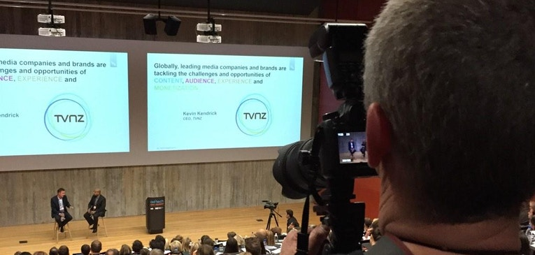 ad:tech New Zealand 2014: Insights from our Fireside Chat with TVNZ CEO Kevin Kenrick