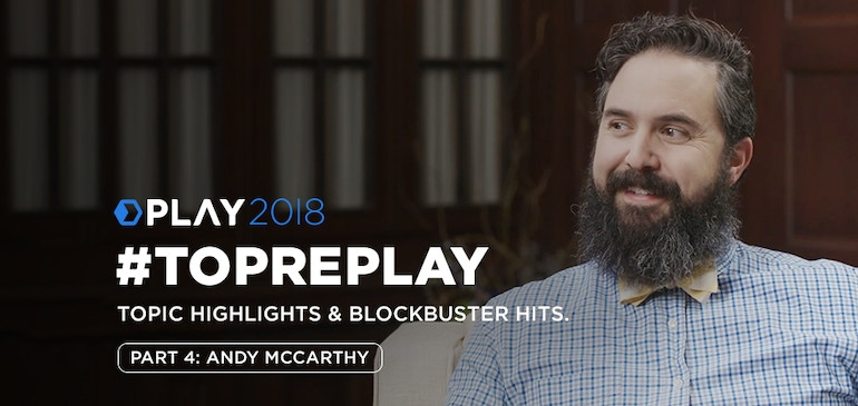 Andy McCarthy Talks Video Interview Tips