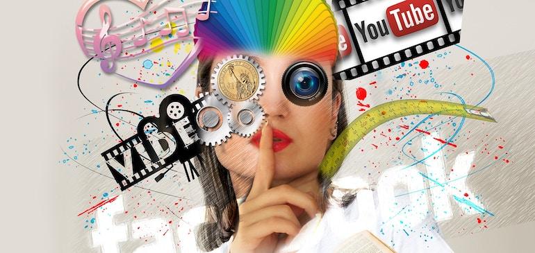 소셜 미디어를 위한 비디오 제작하기