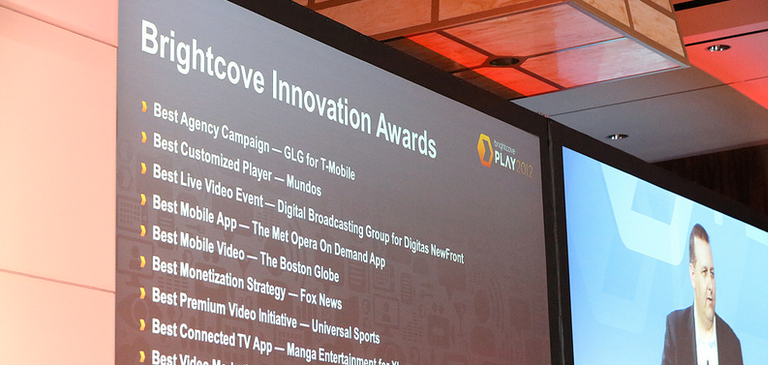 Now Accepting Nominations for the Brightcove Innovation Awards