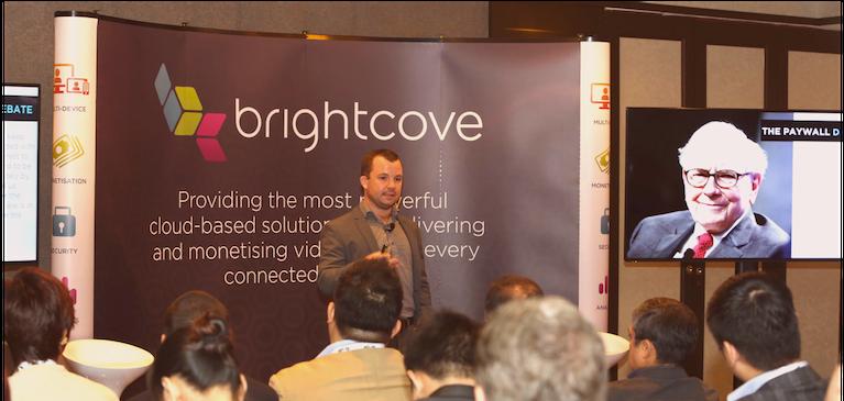 動画へのこだわり:Digital Media Asia 2014 ハイライト