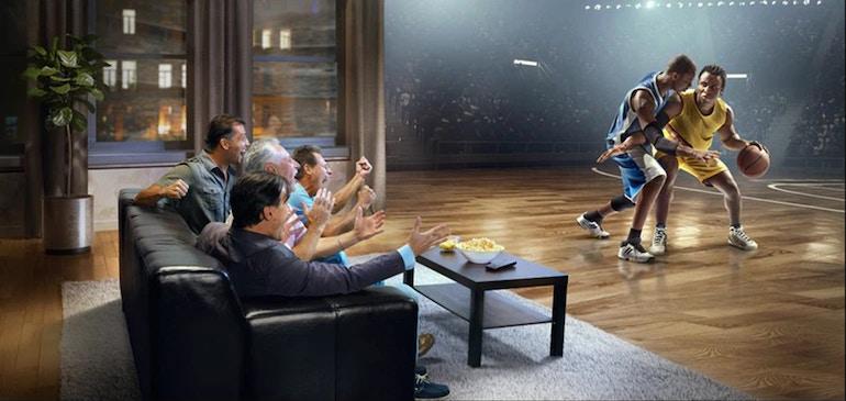 米国におけるライブスポーツ観戦はデジタルが主流に