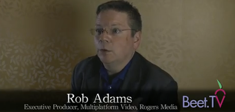 [VIDEO] Rogers Media Relies on Video to Complement Existing Storytelling