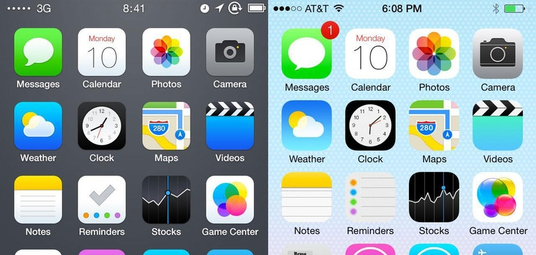iOS 7 - One More Thing...