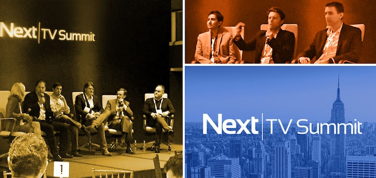 "What was ""next"" at this week's Next TV Summit"