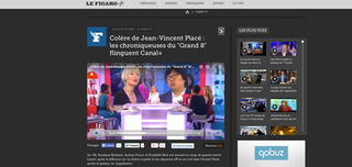 Major French Daily Newspaper Le Figaro Selects Brightcove Video Cloud for Mobile Video Delivery