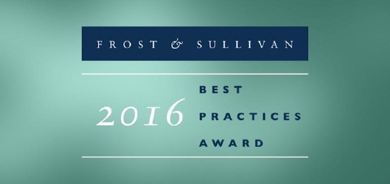 브라이트코브, Frost & Sullivan 선정 글로벌 온라인 비디오 플랫폼 마켓 리더십 어워드 수상