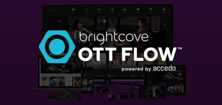 Brightcove OTT Flow, optimisé par Accedo, reçoit le prix de la meilleure technologie de télévision sur internet lors des CSI Awards 2016