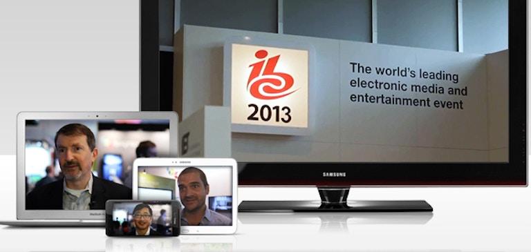 【動画】2013 年度 IBC でのデジタル メディア状況に関する考察