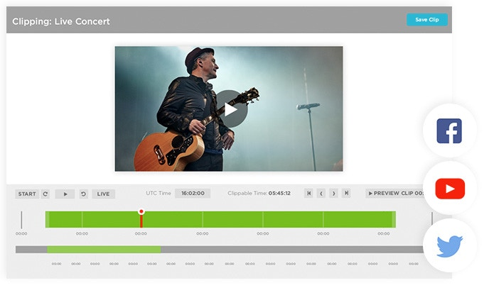 Live Event Streaming Solution | Brightcove